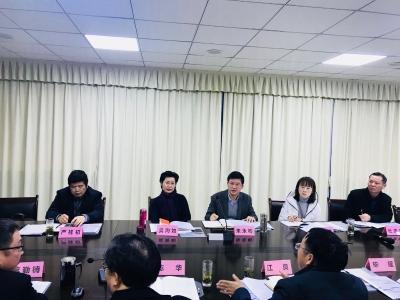 市教育局与市残联赴江阴市调研送教上门工作