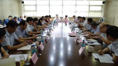 江苏省残联理事长万力一行调研市残疾人托养中心