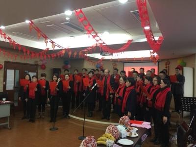 市残联和梁溪区残联举办新春工会活动
